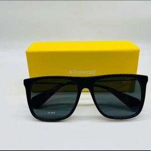Polaroid Sunglasses PLD6046/S/X Black Frame